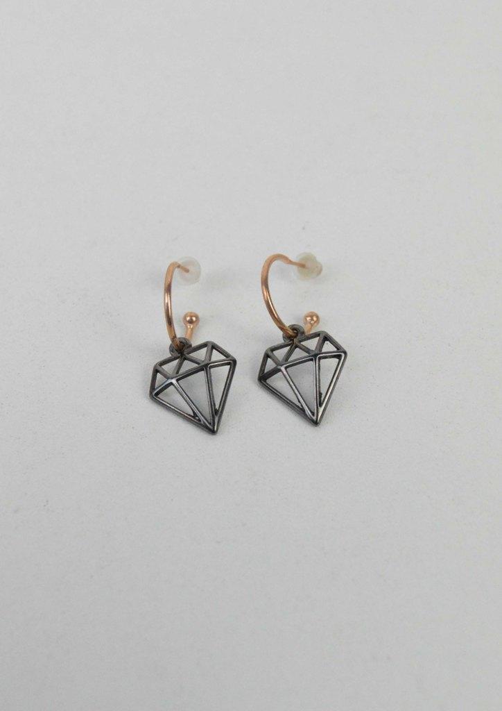 skoularikia-diamanti-mauro1. Αρχική σελίδα   ΚΟΣΜΗΜΑΤΑ   Σκουλαρίκια    Κρίκοι   Σκουλαρίκια διαμάντι ce0f64a84bd