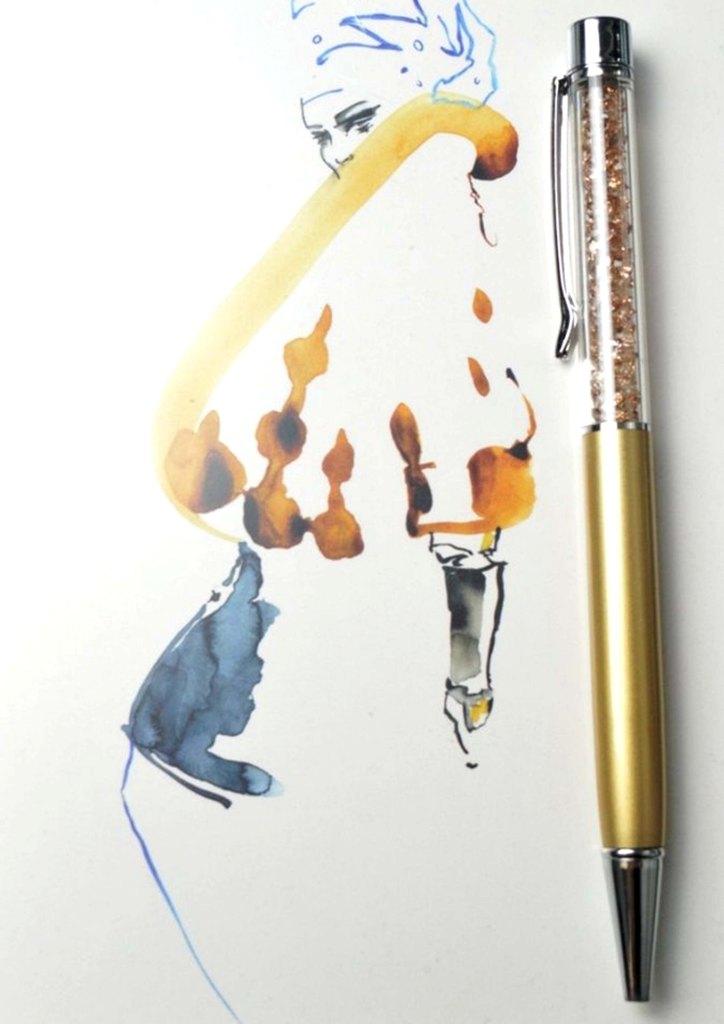 στυλο-κρυσταλλα