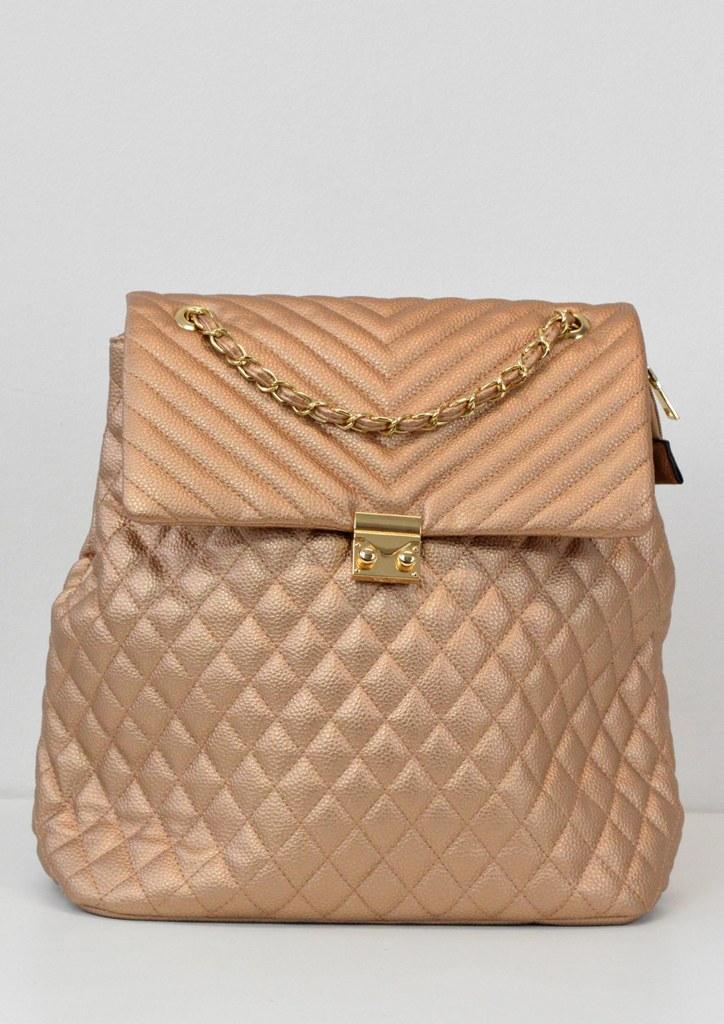 ddf778f56c Σακίδιο πλάτης τύπου Chanel