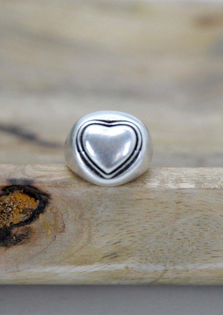 δαχτυλιδι-καρδια