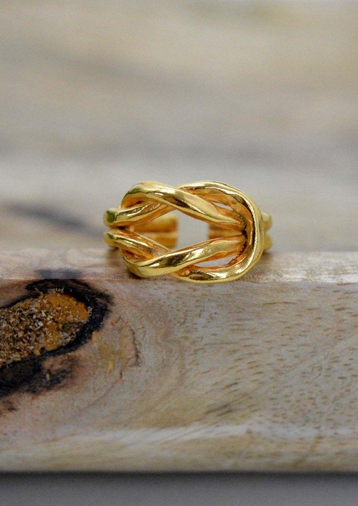 δαχτυλιδι-κομπος