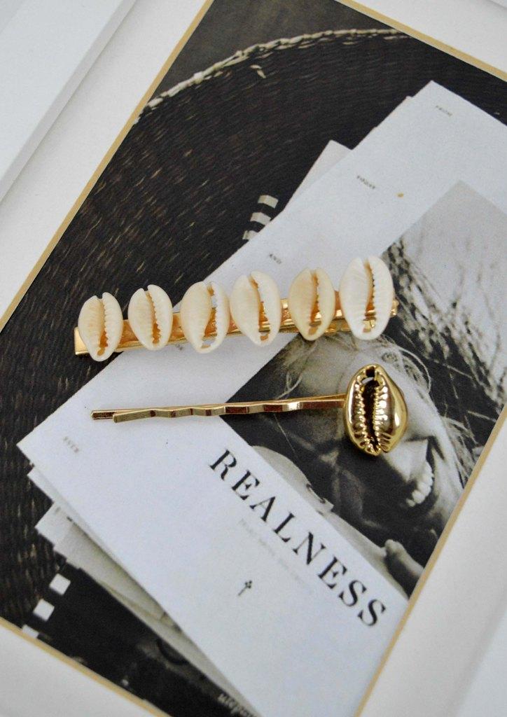 τσιμπιδακια-μαλλιων-κοχυλια