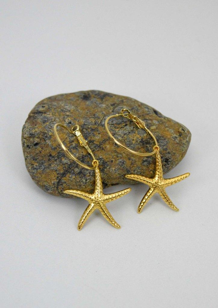 σκουλαρικια-αστεριασ
