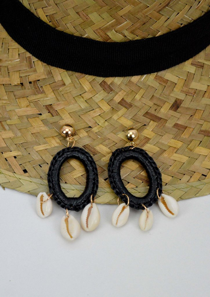 σκουλαρικια-ψαθινα-κοχυλια